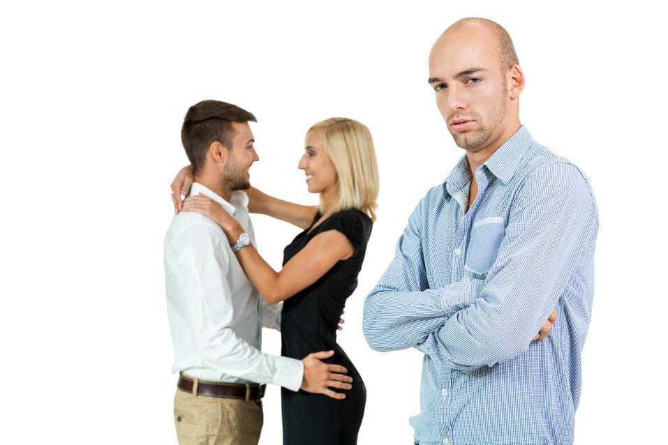 Eifersucht nach Trennung