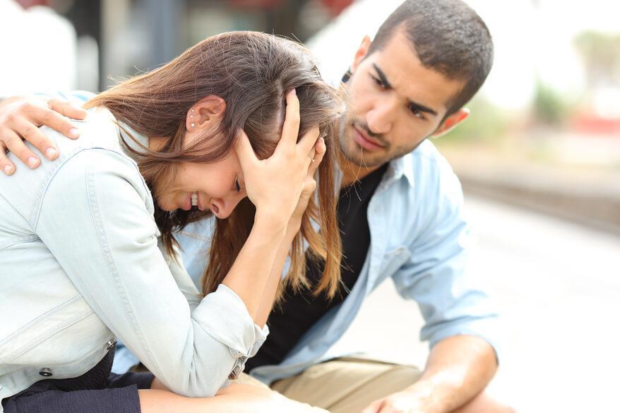 Depression nach Trennung